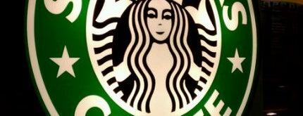 Starbucks is one of Locais curtidos por Debbie.