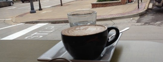 Kaldi's Coffee House is one of Food & WiFi.