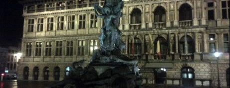 Grote Markt is one of Tips weekendje weg Antwerpen.
