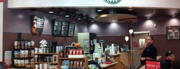 Starbucks is one of Jacksonville / St. Augustine.