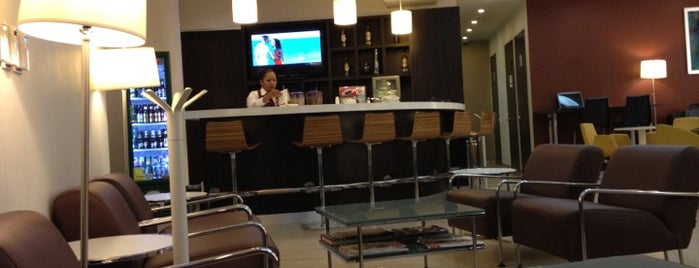 The Centurion Lounge by American Express is one of Jaimeさんのお気に入りスポット.