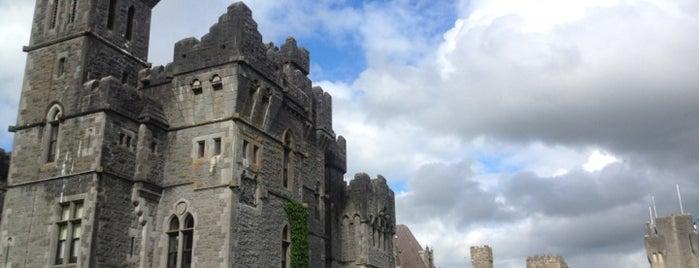 Ashford Castle is one of Éirinn go Brách.