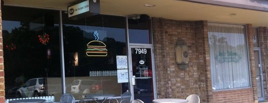 BGR - The Burger Joint is one of Washington DC.