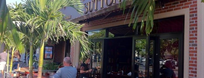 Sutton Place is one of Places I want to EAT!!!.