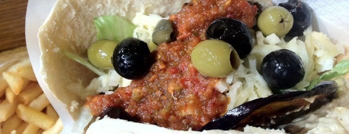 Maoz Vegetarian is one of Paris for foodies.