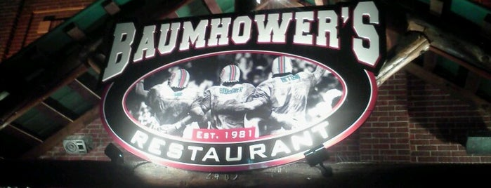 Baumhower's Restaurant is one of Good food.
