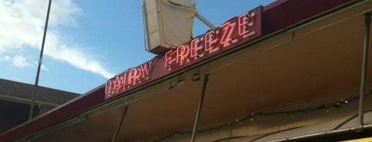 Scott's Dairy Freeze is one of Northwest.