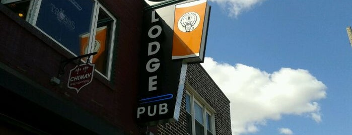 Grey Lodge Pub is one of Foobooz Best 50 Bars in Philadelphia 2012.
