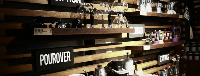 Origin Coffee Roasting is one of Cape Town (SA).