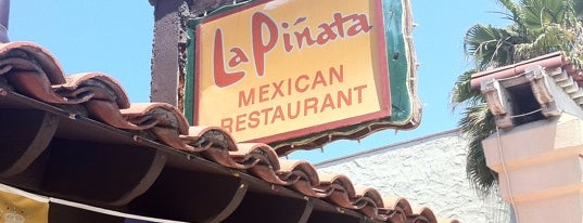 La Piñata is one of San Diego to try?.