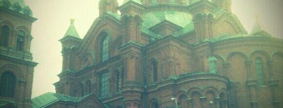 Uspenskin katedraali is one of mylifeisgorgeous in Helsinki.