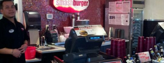 Smashburger is one of Joseph'in Beğendiği Mekanlar.