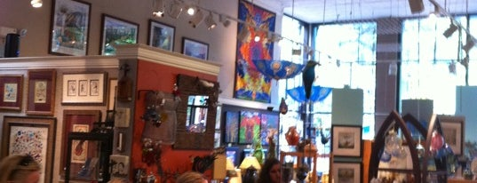 Boulder Arts & Crafts Gallery is one of Boulder.