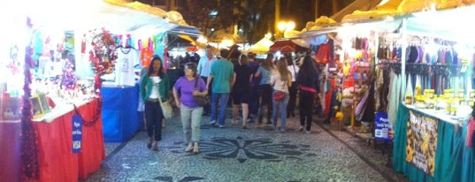 Feira da Praça Osório is one of Henrique'nin Beğendiği Mekanlar.
