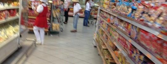 Supermercado Varejão Gaspar is one of Orte, die Evandro gefallen.
