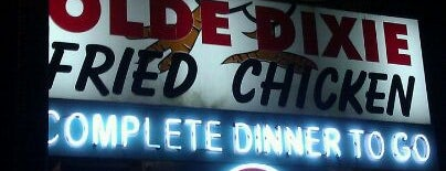 Olde Dixie Fried Chicken, Inc. is one of Restaurant To-do List.