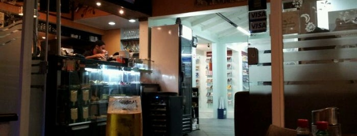 Bellas Artes Café e Sushi is one of UFSC e etc..