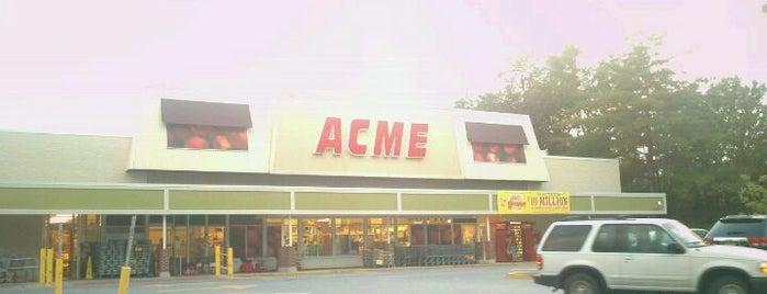 ACME Markets is one of Posti che sono piaciuti a Dawn.
