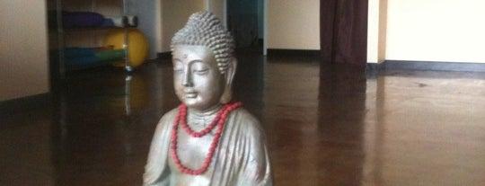 Yoga Loft Tampa is one of Gespeicherte Orte von Crystal.