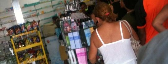 Farmácia Irmã Dulce is one of ATM - Onde encontrar caixas eletrônicos.