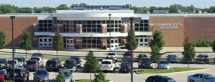 Glenbrook South High School is one of High Schools I Referee.