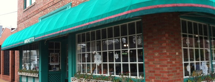 Amighetti's is one of St. Louis road food.