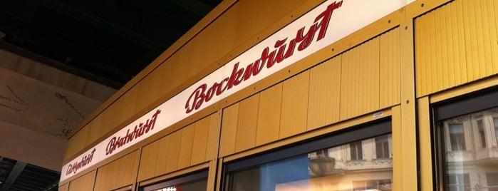 Konnopke's Imbiß is one of Berlin / Germany.