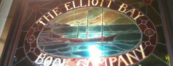 Elliott Bay Book Company is one of 2012 MLA Seattle.