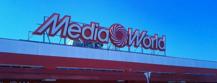 Media World is one of Ferrara x.