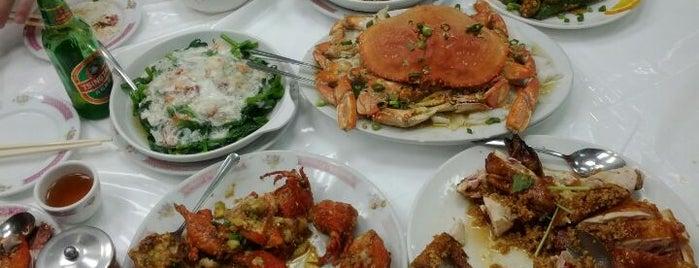 South China Garden Restaurant/Cantoon Garden 粤江春 is one of 2012 Bib Gourmand List.