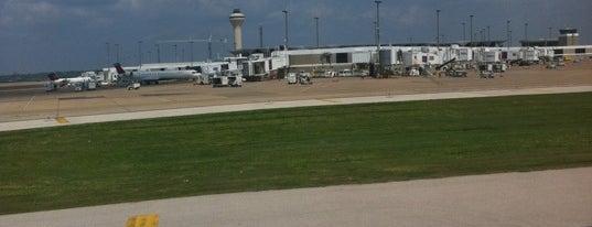 Memphis International Airport (MEM) is one of Airports.