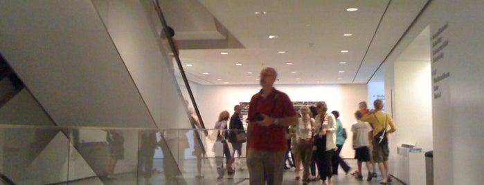 Museu de Arte Moderna (MoMA) is one of My top New York spots.