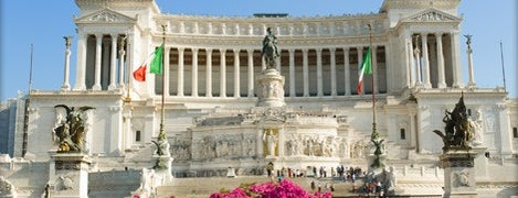 Altare della Patria is one of Rome 2013.