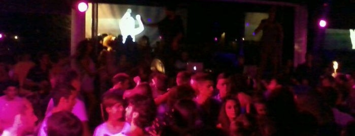 Nu Echoes Club is one of Riviera Adriatica.