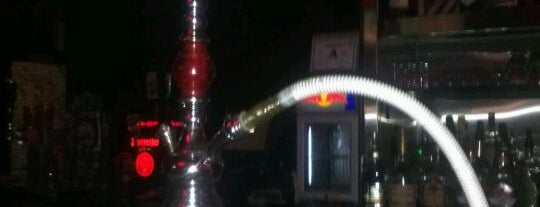 Laziza Hookah Lounge & Restaurant is one of Vegas to do.