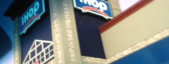 IHOP is one of Dallas.