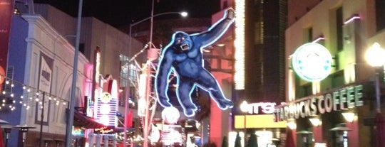 Universal CityWalk Hollywood is one of BEST of CSUN 2012.