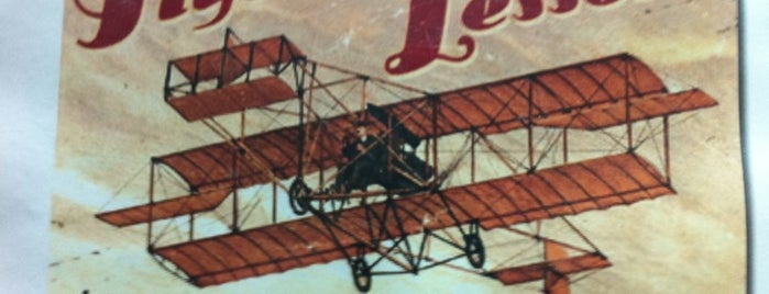 The Flying Machine Restaurant is one of Eateries to Explore.