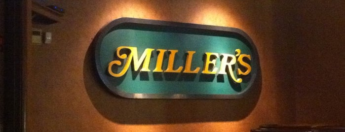 Miller's Bar is one of Esquire's Best Bars (A-M).