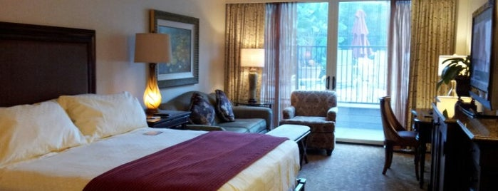 The Houstonian Hotel, Club & Spa is one of Houston Faves.