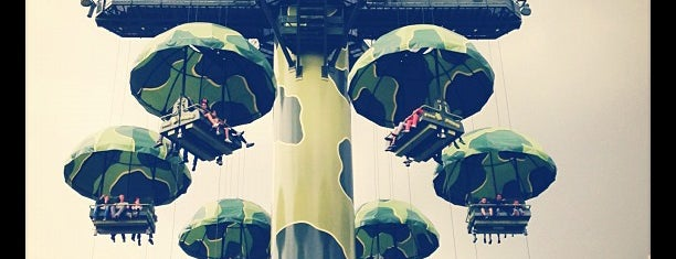Toy Soldier Parachute Drop is one of Firasさんのお気に入りスポット.
