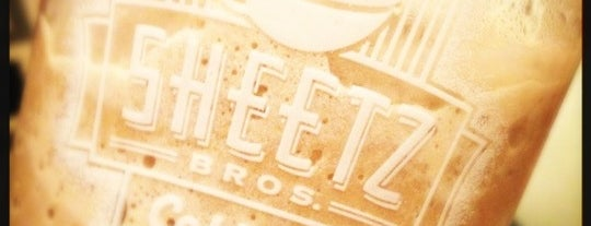 Sheetz is one of Coffee in the GBG.
