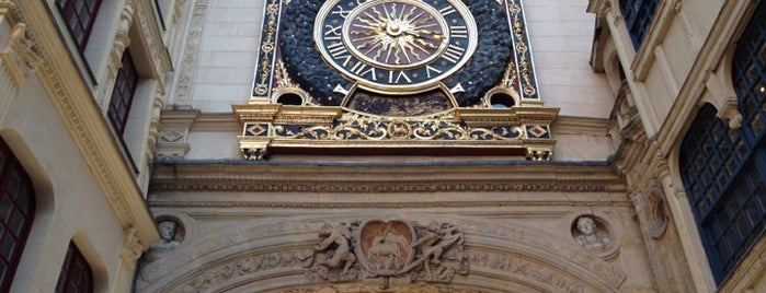 Gros Horloge is one of Rouen.