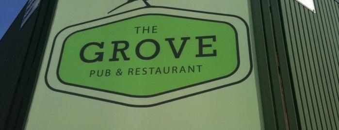 The Grove Pub & Restaurant is one of Winnipeg.