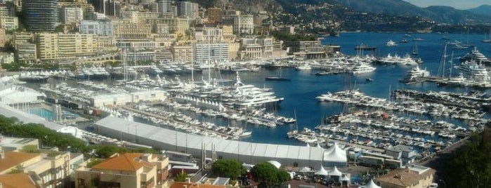 Start/finish Circuit Monaco is one of Formula One Track 2014.