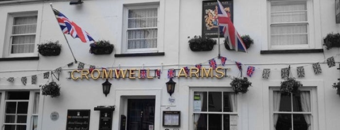 Cromwell Arms is one of Orte, die Carl gefallen.