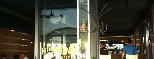 Hudsons on Somerset is one of Top Burger Joints in Cape Town.