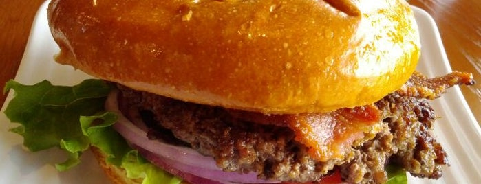 Liberty Burger is one of Dallas's Best Burgers - 2012.