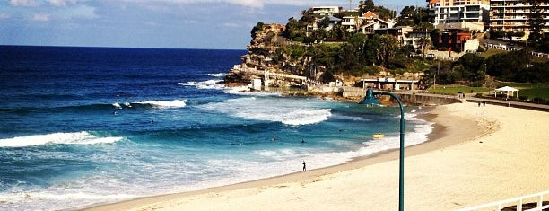 Bronte Beach is one of sydney.
