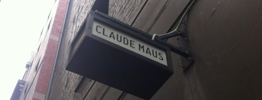 Claude Maus is one of Melbourne 3000.